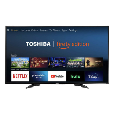 Toshiba 55-inch 4K HDR Fire TV Edition