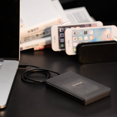 Reuse old hard drives with the ORICO USB-C enclosure discounted to just $4