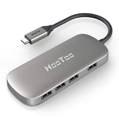 HooToo USB-C 4-in-1 Hub