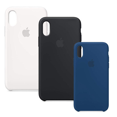 Apple Silicone Case (iPhone XS)