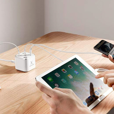 Power five things at once at $10 off with this Xcentz Charging Station