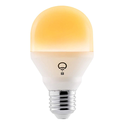 LIFX A19 Mini Day and Dusk White Smart Light Bulb