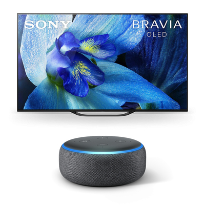 Sony TVs with free Amazon Echo Dot