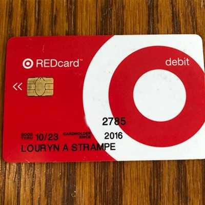 Sign up for a free Target REDcard and you'll get $40 off a $40 purchase