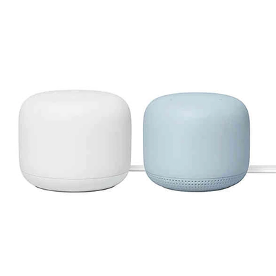 Google Nest Wi-Fi Router (2-pack)