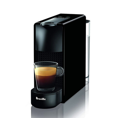 Breville Nespresso Essenza Mini original espresso machine piano black