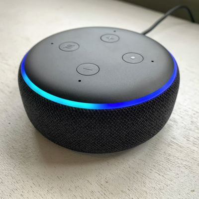 Amazon Echo Dot two-pack