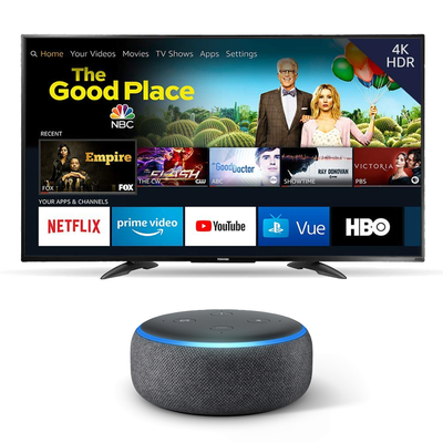 Toshiba and Insignia Amazon Fire TV Edition