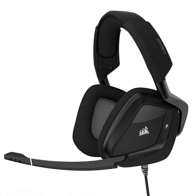 Corsair Void PRO RGB USB Gaming Headset (Renewed)