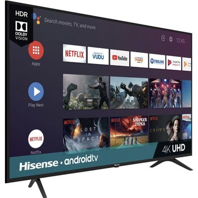 Hisense H6500F series 55-inch 4K HDR smart TV