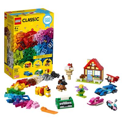 LEGO Classic Creative Fun 900-piece building kit