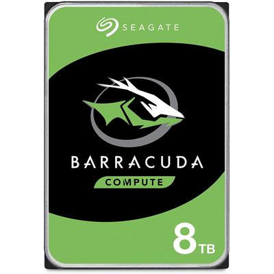 Seagate BarraCuda 8TB 256MB Cache internal hard drive