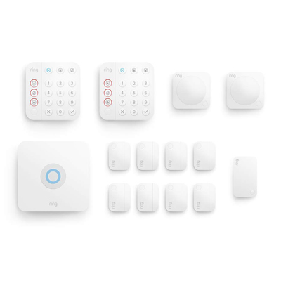 Ring Alarm 2nd-generation 14-piece kit