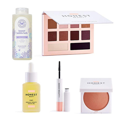 Save on baby and beauty supplies with up to 40% off Honest Company today only