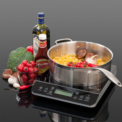 Take up to 40% off these Duxtop LCD Portable Induction Cooktops through the end of the day