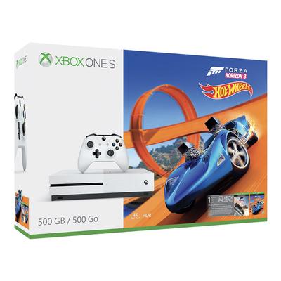 Xbox One S Forza Horizon 3 Hot Wheels bundle B&H