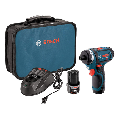 Bosch 12V Pocket Driver Kit