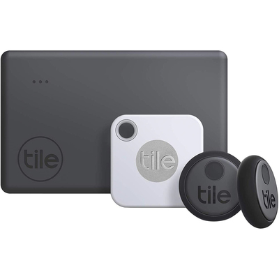 Tile Essentials (2020) Bluetooth item trackers