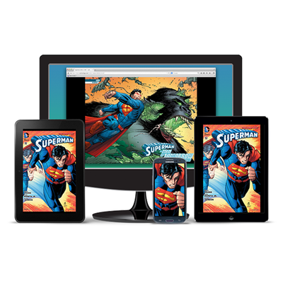 ComiXology Unlimited Free 60-Day Trial