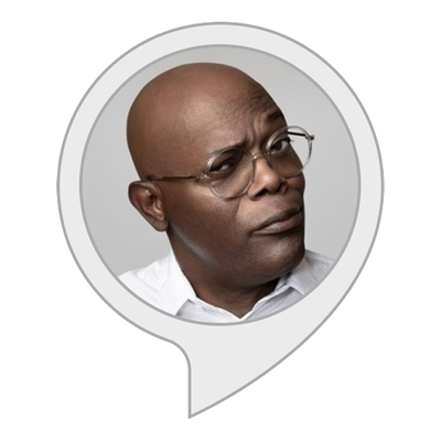 Have Samuel L. Jackson as the voice for Amazon Alexa