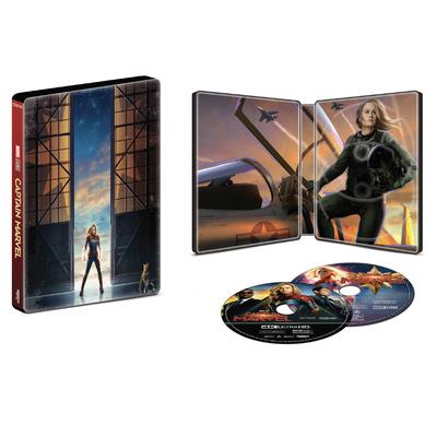Disney Steelbook collections 4K DVDs and digital copies