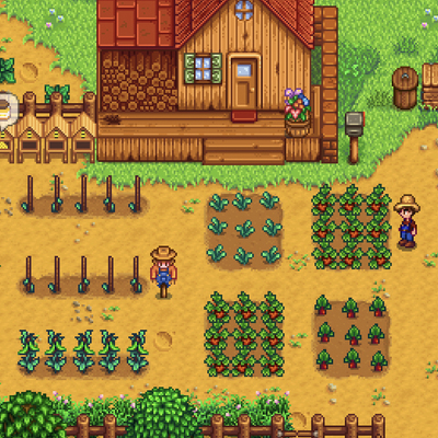 Stardew Valley app for Android and iOS