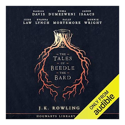 Free Harry Potter: The Tales of Beedle the Bard by J.K. Rowling (Audiobook)