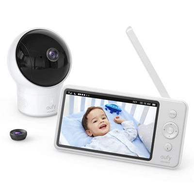 Eufy SpaceView 720p security video baby monitor