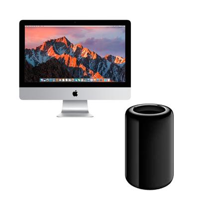 Refurbished Mac Pro and iMac sale