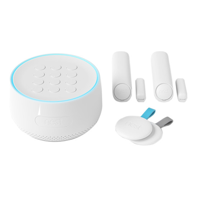Google Nest Secure Alarm System Starter Kit