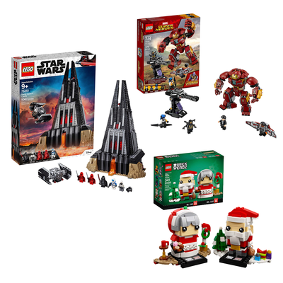 LEGO Cyber Monday sale