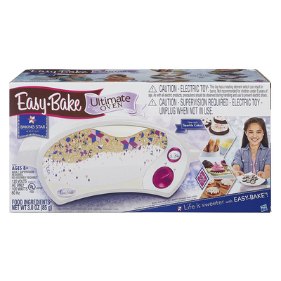 Easy-Bake Ultimate Oven with 3 Free Mixes