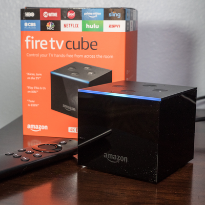 Lose the remote and control Amazon's Fire TV Cube with your voice at 50% off today only