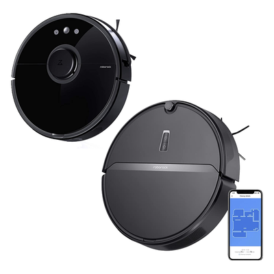 Roborock S5 and E4 Robot Vacuum sale