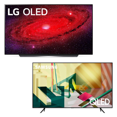 Refurbished 4K Smart TV sale