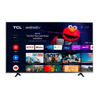 TCL 50-inch LED 4K UHD Smart Android TV (4 Series)