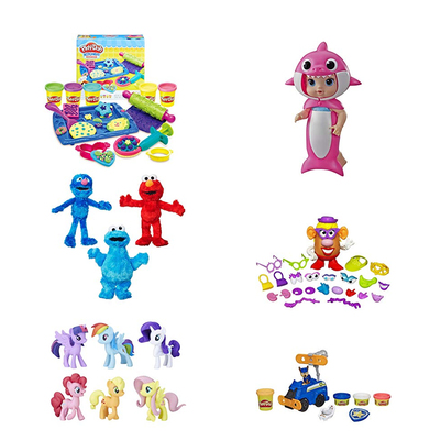Play-Doh, Playskool, and dolls Cyber Monday sale