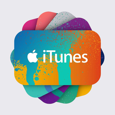 App Store & iTunes Gift Card + $15 Gift Card