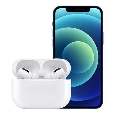 iPhone 12 or iPhone 12 Pro with free AirPods Pro