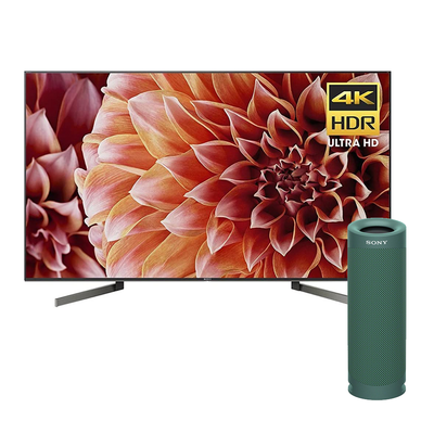 Sony 4K TVs and Bluetooth speakers