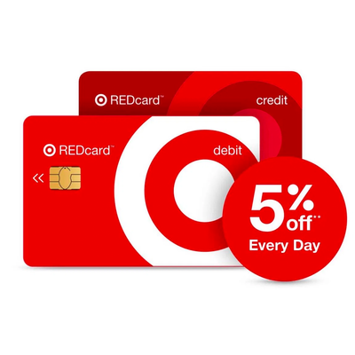 $40 off $40 with Target REDcard Signup