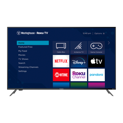 Westinghouse 65-inch Smart 4K UHD Roku TV