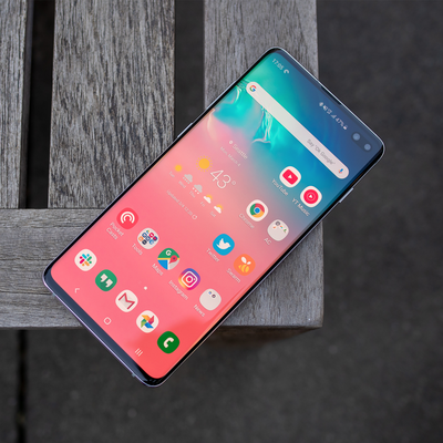 Switch to an unlocked Samsung Galaxy S10, save up to $200, and get three free months of service
