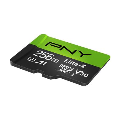 PNY 256GB Elite-X microSD card