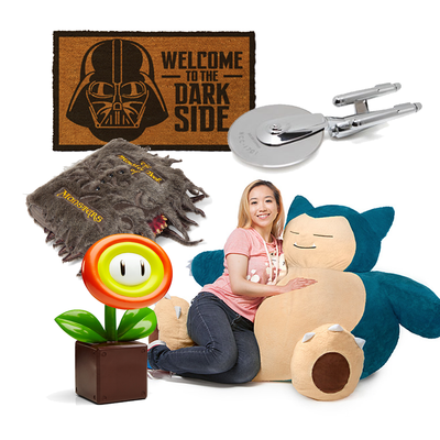 Celebrate your nerdy side this Pi Day with 31.4% off sitewide at ThinkGeek on pop culture gifts and more
