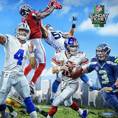 NFL Sunday Ticket U for college students