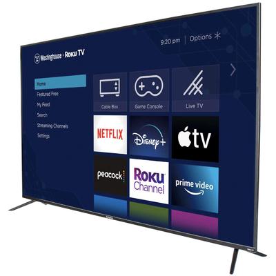 Westinghouse WR75UX4200 75-inch 4K Roku TV