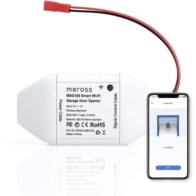 Meross Smart Wi-Fi Garage Door Opener