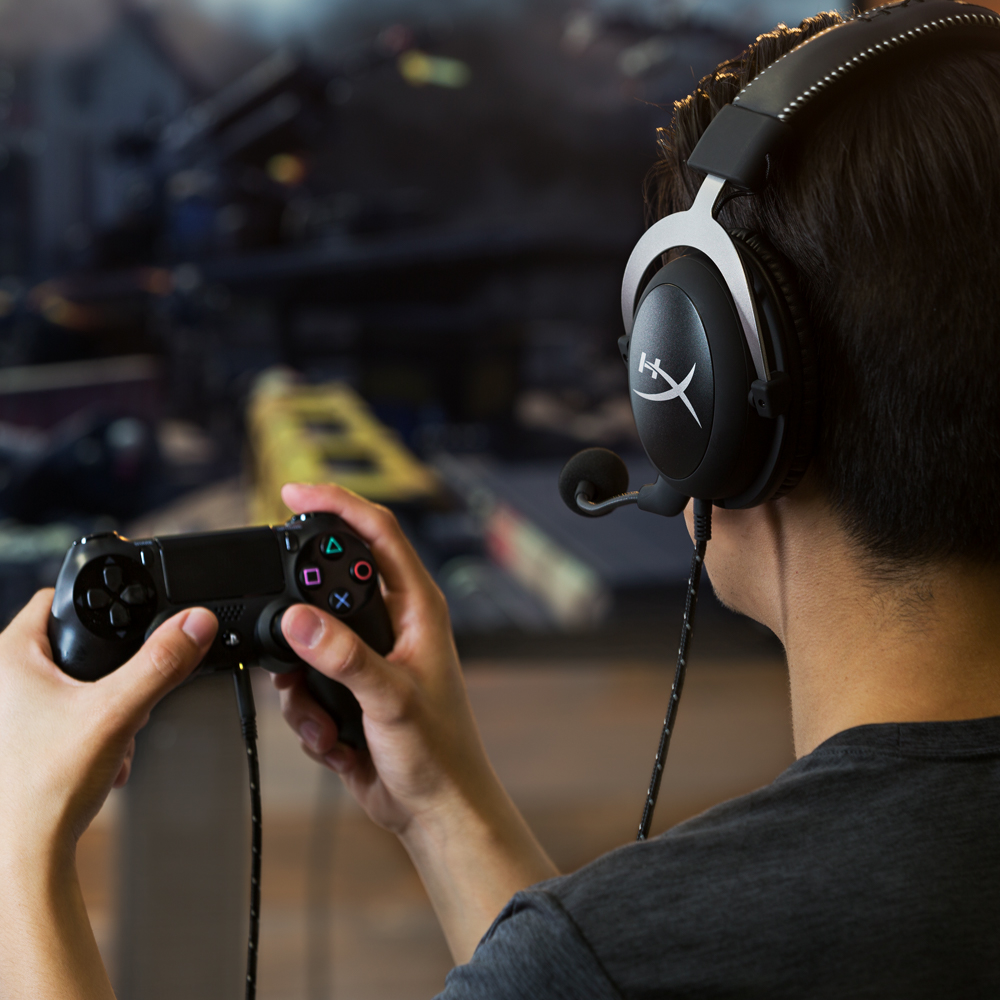 Talk with the team using HyperX's Cloud Pro Gaming Headset at $29 off
