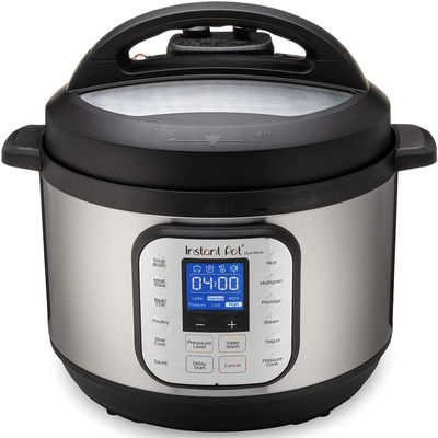 Instant Pot Duo Nova 10-quart 7-in-1 multi-cooker pressure cooker